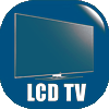 hotel lcd tv blue100